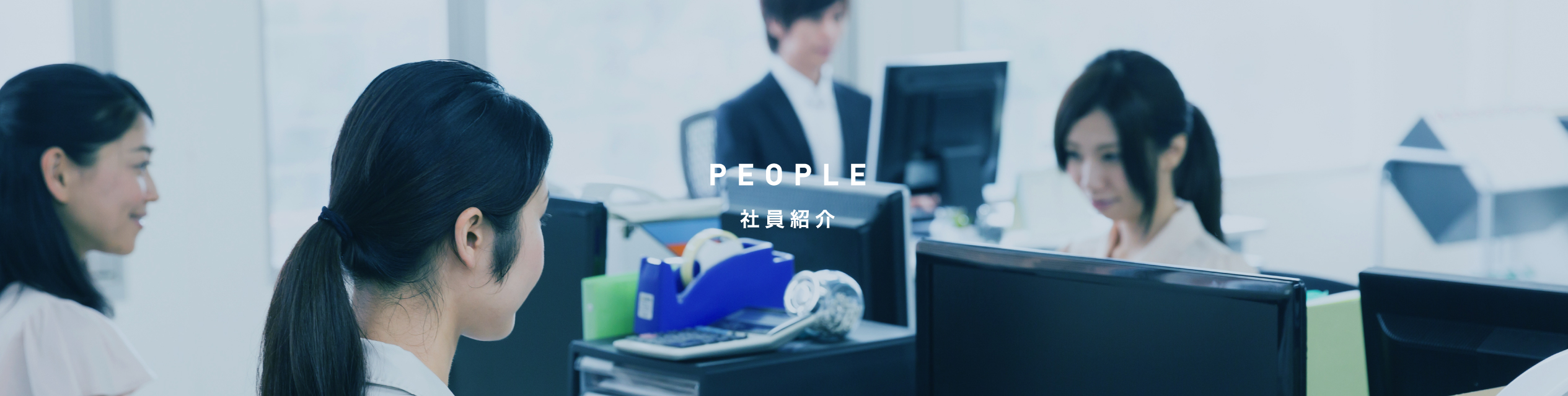 people - 社員紹介