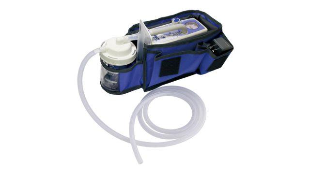 携帯型たん吸引器Qtum(キュータム)